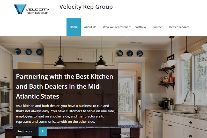 Velocity Rep Group